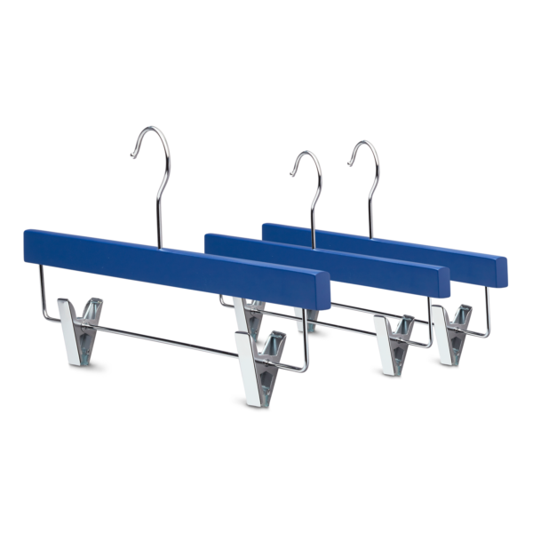 standard blue clothes hanger bottom trouwser YourHanger