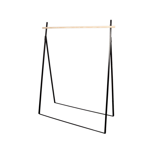 yaco studio clothing rack black Yourhanger