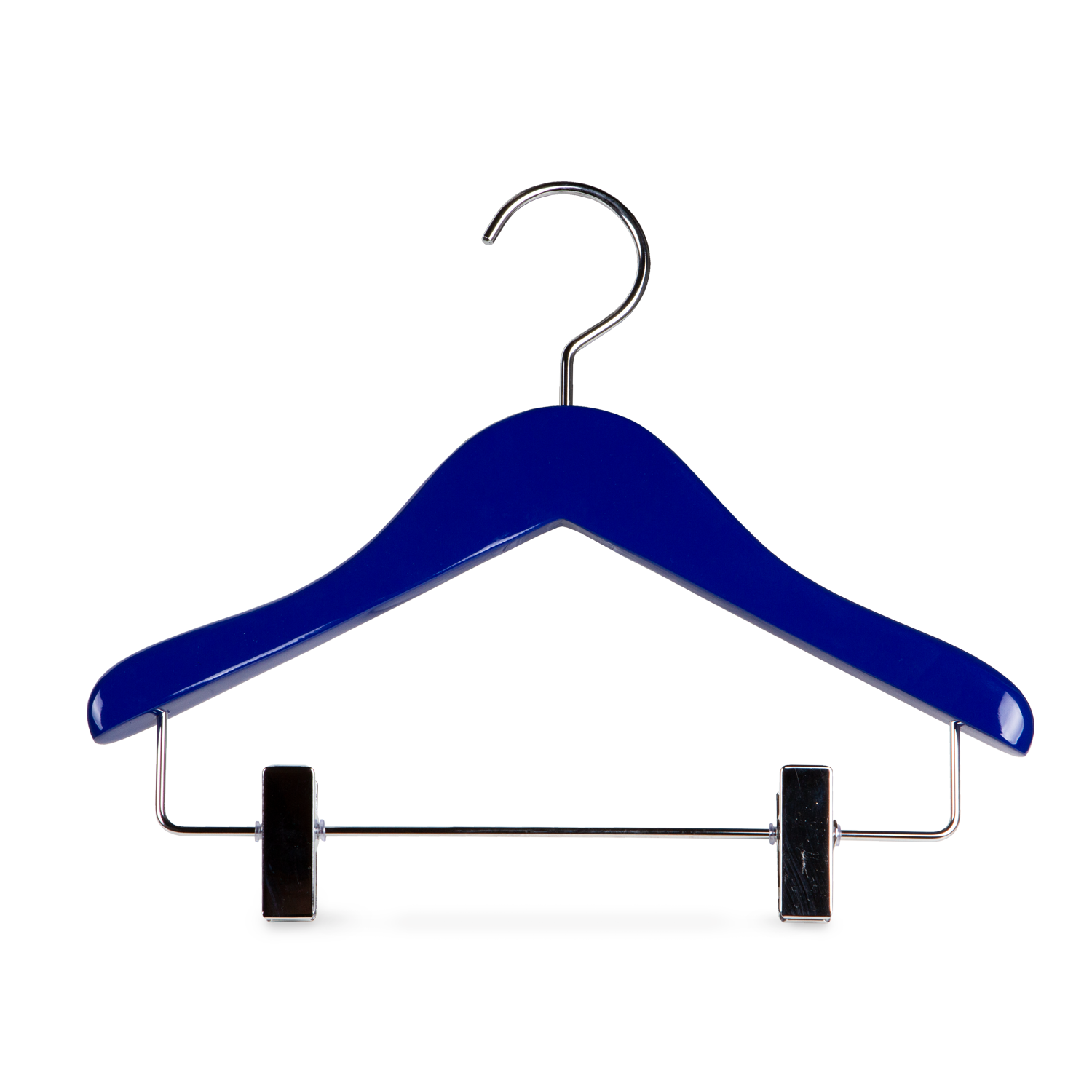 YourHanger KIDS velvet blue bottom